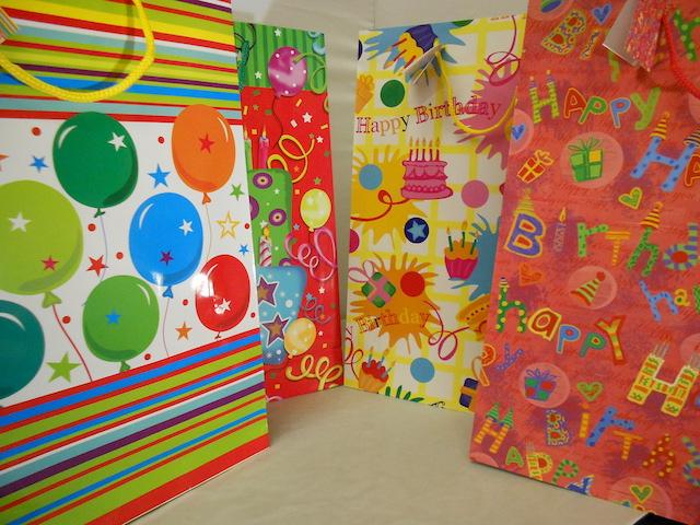 S1904 Jumbo Birthday Gift Bag