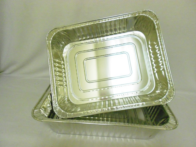 S5212: Aluminum Roaster Pan Rectangular