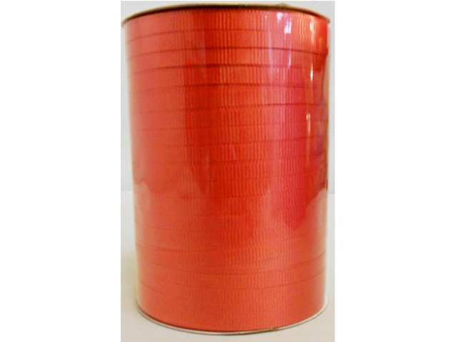 S7467: Red Curly Ribbons 100 Yard Spool