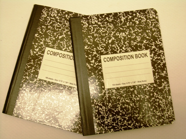 S12021: 100 Sheet Composition Book